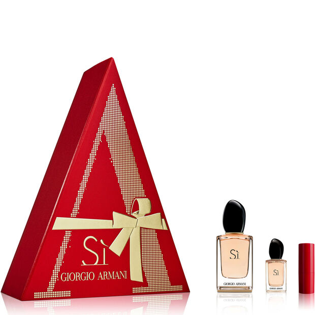 Sì Eau de Parfum 50ml Beauty Gift Set