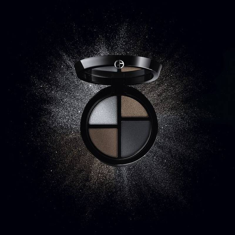 Armani Beauty - Eyes to Kill Eye Quattro Palette - 8