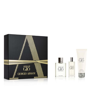 Acqua Di Giò Eau De Toilette 50ml Christmas Gift Set