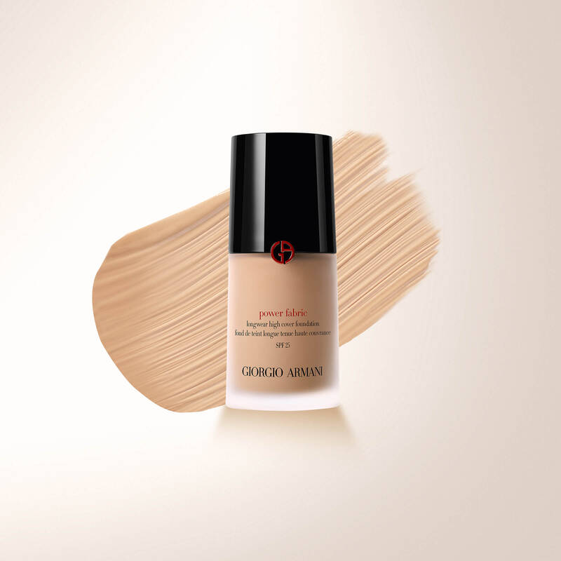 Armani Beauty - Power Fabric Foundation - 5