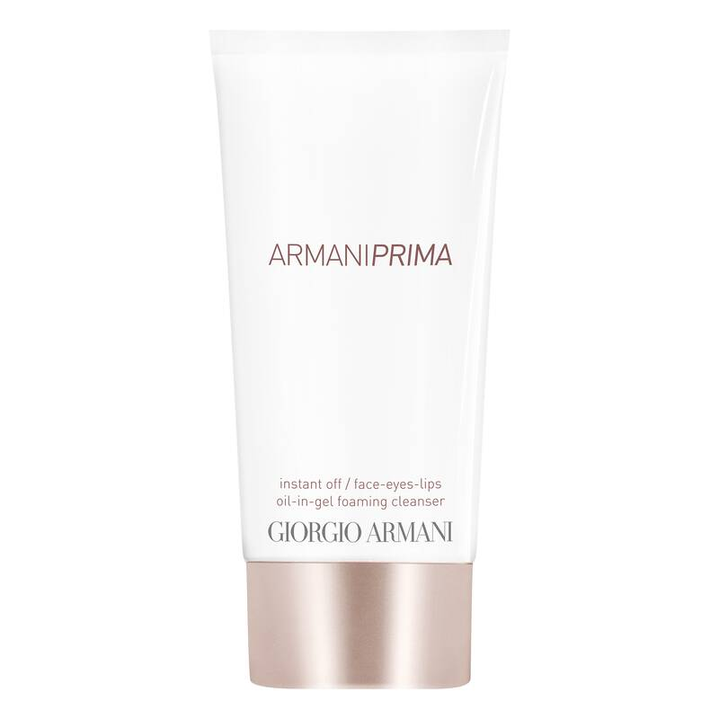 Armani Beauty - Armani Prima Instant Off/face – Eyes – Lips Cleanser - 1