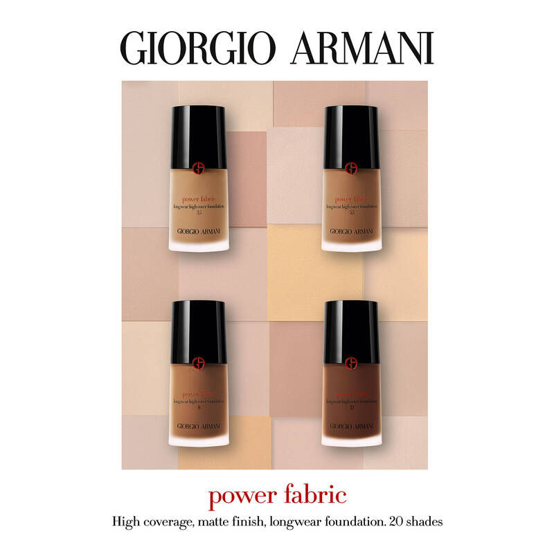 Armani Beauty - Power Fabric Foundation - 15