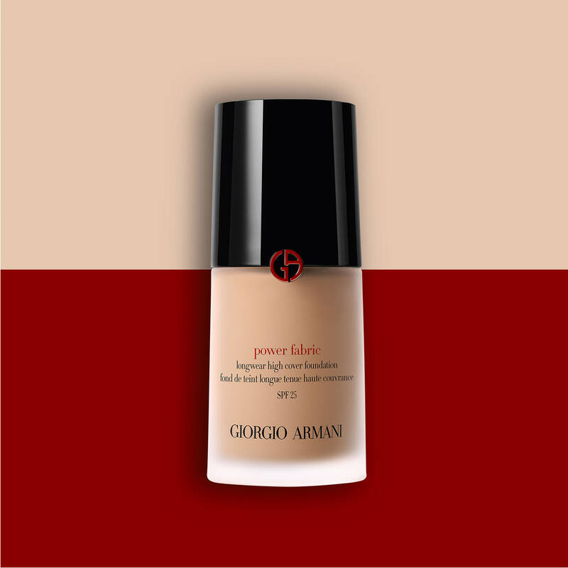 Armani Beauty - Power Fabric Foundation - 10