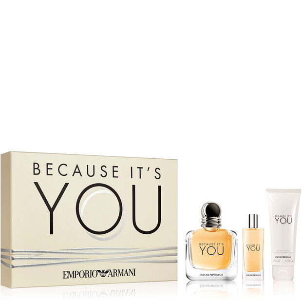 Because It's You 100ml Gift Set
