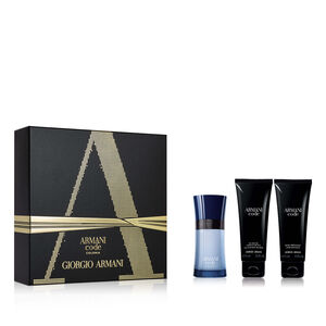 Code Colonia 50ml Aftershave Gift Set For Him