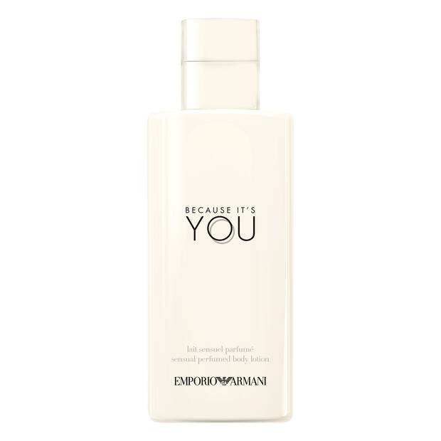 Emporio Armani Because It's You Body Lotion
