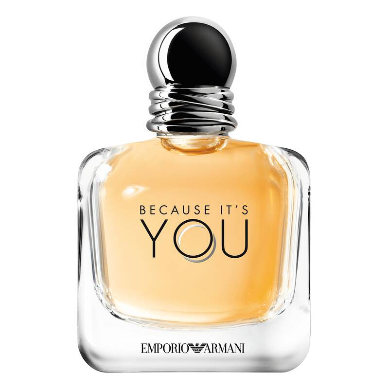 Armani Beauty - Emporio Armani Because It's You - 1