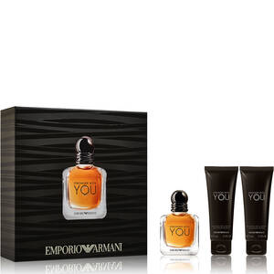 Emporio Armani Stronger With You 50 ml Gift Set