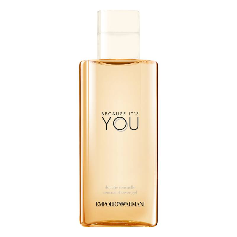 Armani Beauty - Emporio Armani Because It's You Shower Gel - 1