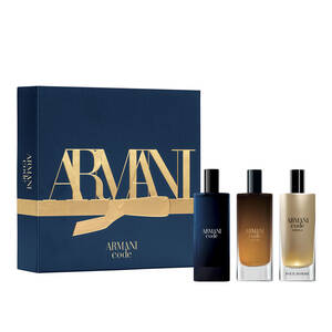 GIORGIO ARMANI MEN'S CHRISTMAS DISCOVERY SET