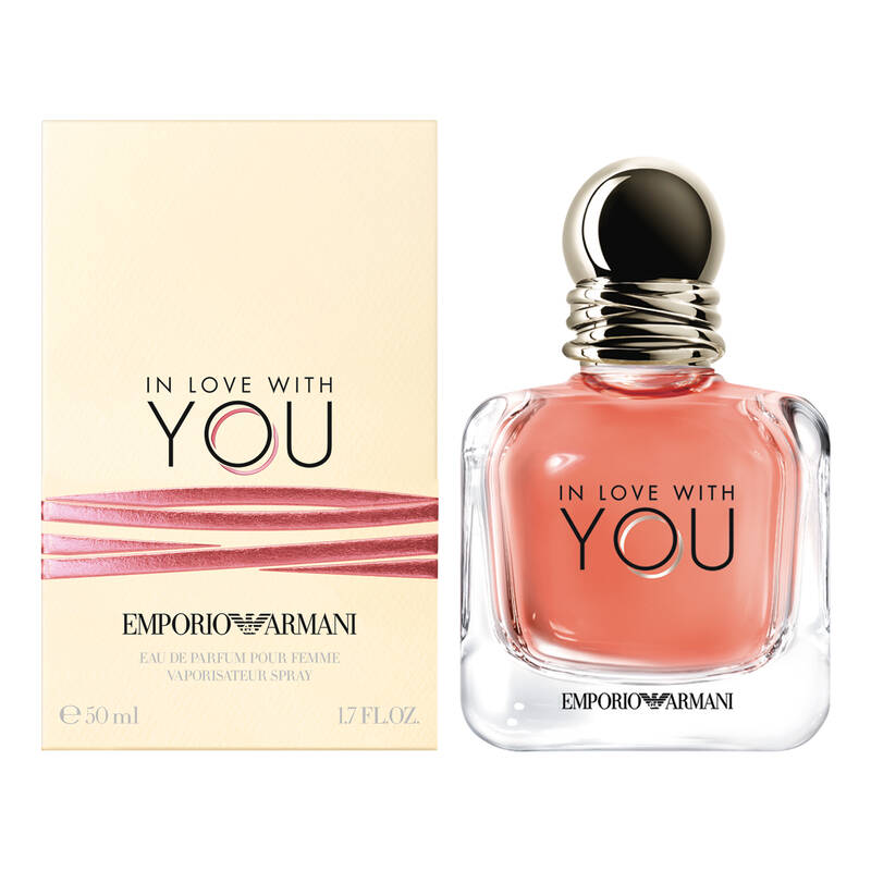 Armani Beauty - In Love With You Edp - 2