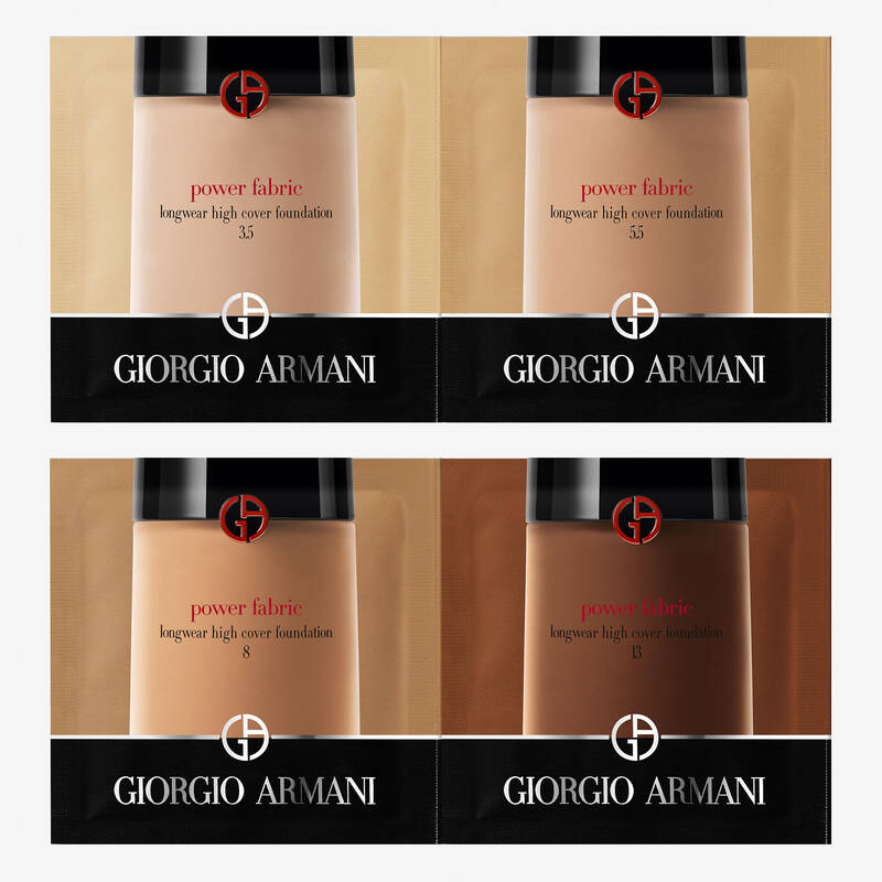 Armani Beauty - Power Fabric Foundation - 16