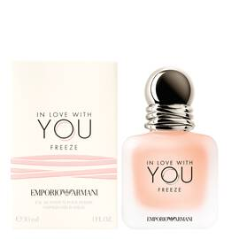Emporio Armani In Love With You Freeze Eau de Parfum - for her