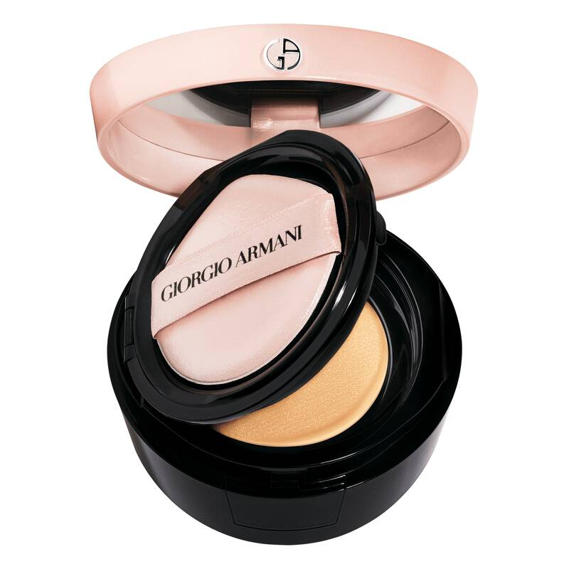 Armani Beauty - My Armani To Go Essence In Foundation Tone-Up Cushion - 1