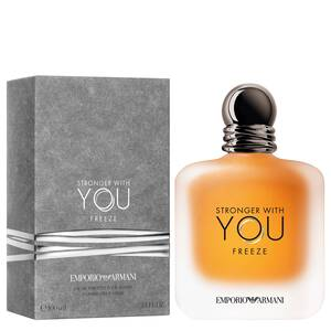 Emporio Armani Stronger with you Freeze Eau de Toilette - for him