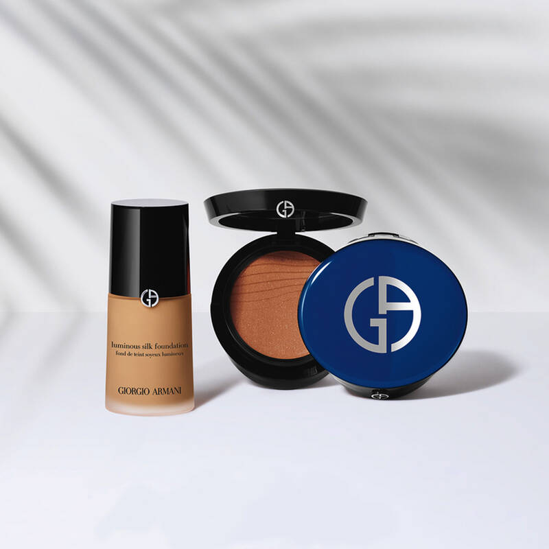 Armani Beauty - HIGHLIGHTING FUSION POWDER - 3