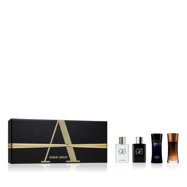 Christmas Miniature Aftershave Set For Him