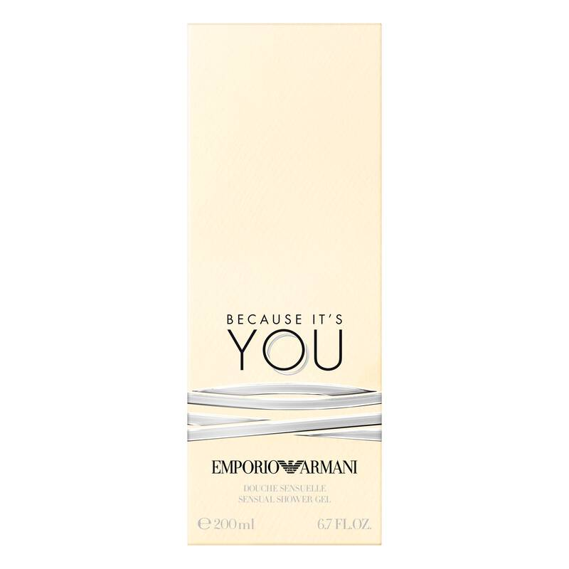 Armani Beauty - Emporio Armani Because It's You Shower Gel - 3