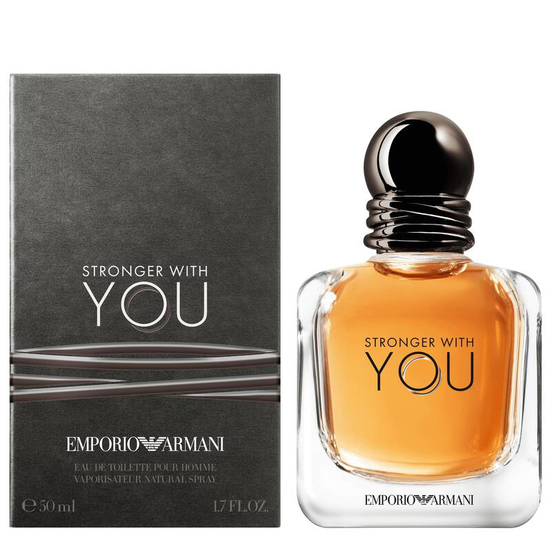 Armani Beauty - Emporio Armani Stronger With You - 2