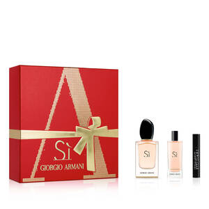 Sì Eau De Parfum 50ml Christmas Gift Set For Her
