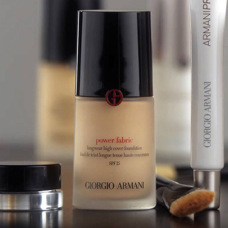 Armani Beauty - Power Fabric Foundation - 19