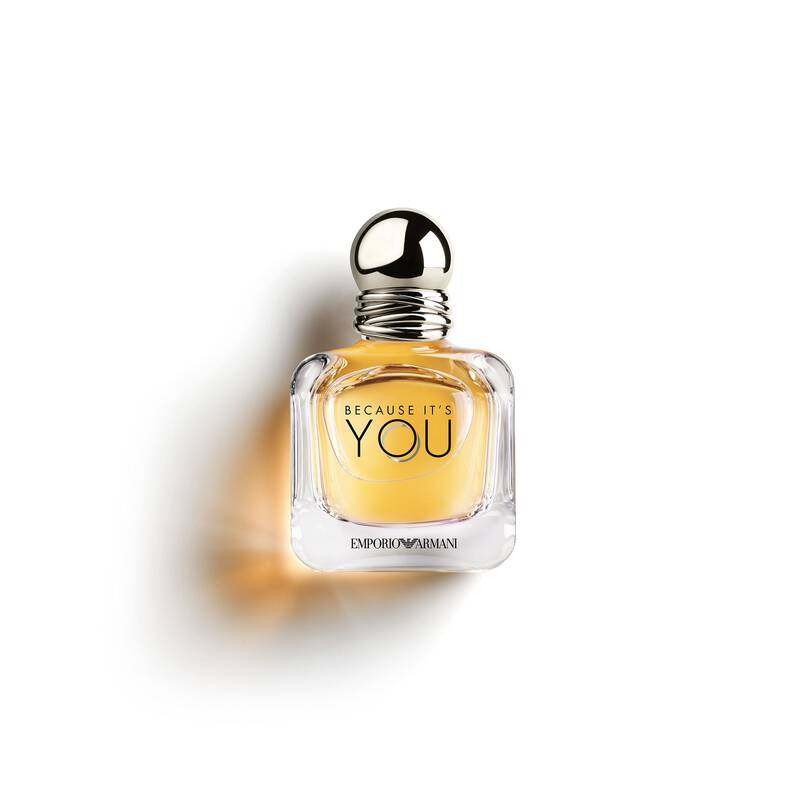 Armani Beauty - Emporio Armani Because It's You - 9