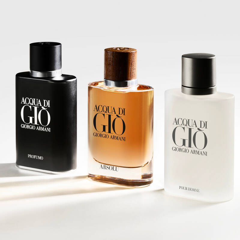 Armani Beauty - Acqua Di Giò Absolu - 8