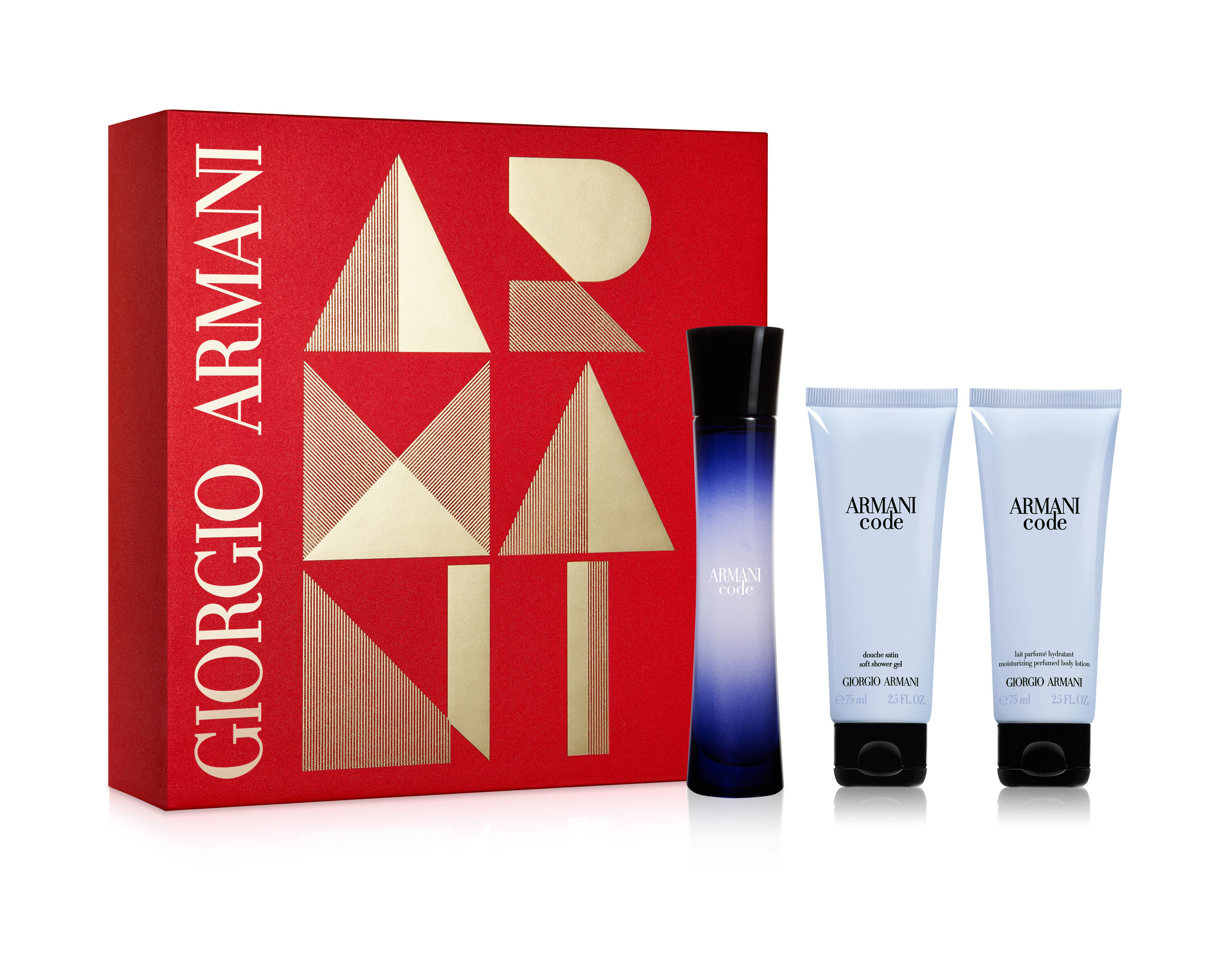 Armani Code Eau de Parfum Gift Set for her luxury variant by Giorgio Armani Beauty  sc 1 st  Giorgio Armani Beauty & Armani Code Eau de Parfum Gift Set for her luxury variant by Giorgio ...