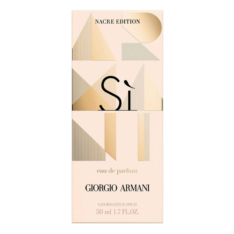 Armani Beauty - Sì Nacre Sparkling Limited Edition - 3