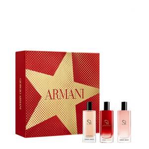 Giorgio Armani Women's Christmas Discovery Set 15ml