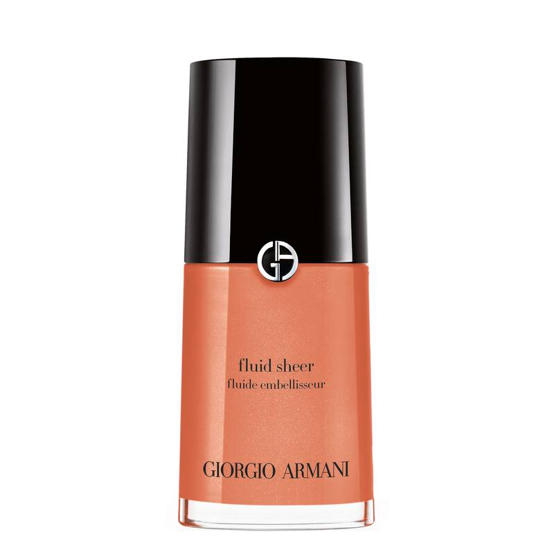 Armani Beauty - Fluid Sheer - 1