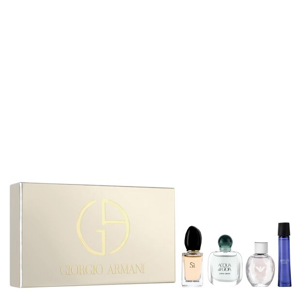 Armani Mini Set For Women Xmas 2016