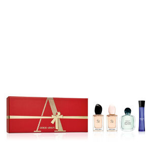 Christmas Miniature Women's Perfume Gift Set