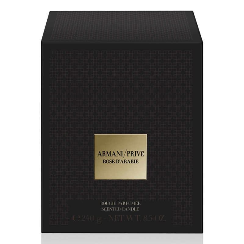 Armani Beauty - Rose d'Arabie Scented Candle - 2