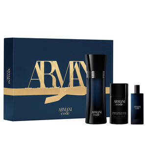 ARMANI CODE HOMME EAU DE TOILETTE 125ML MEN'S AFTERSHAVE GIFT SET
