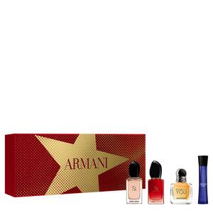 Armani  Women's Christmas Miniature Gift Set