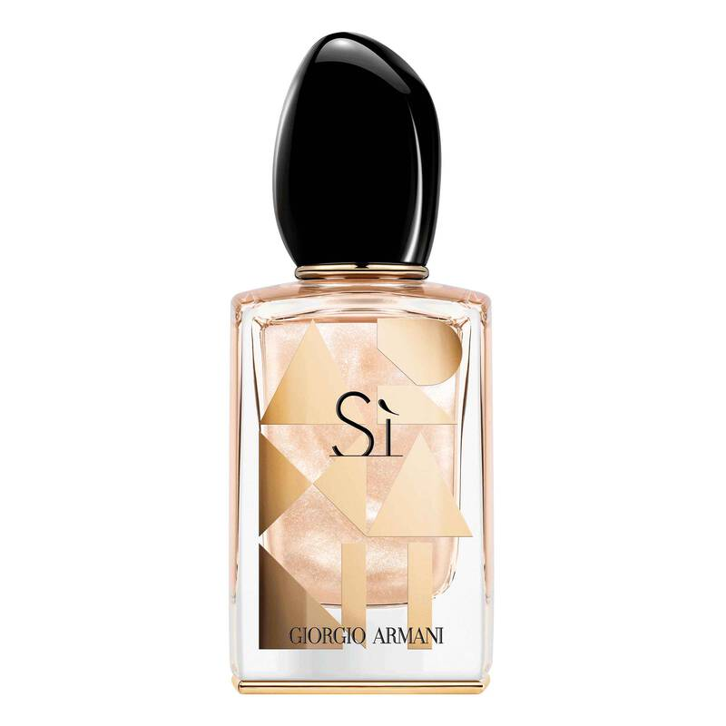 Armani Beauty - Sì Nacre Sparkling Limited Edition - 1
