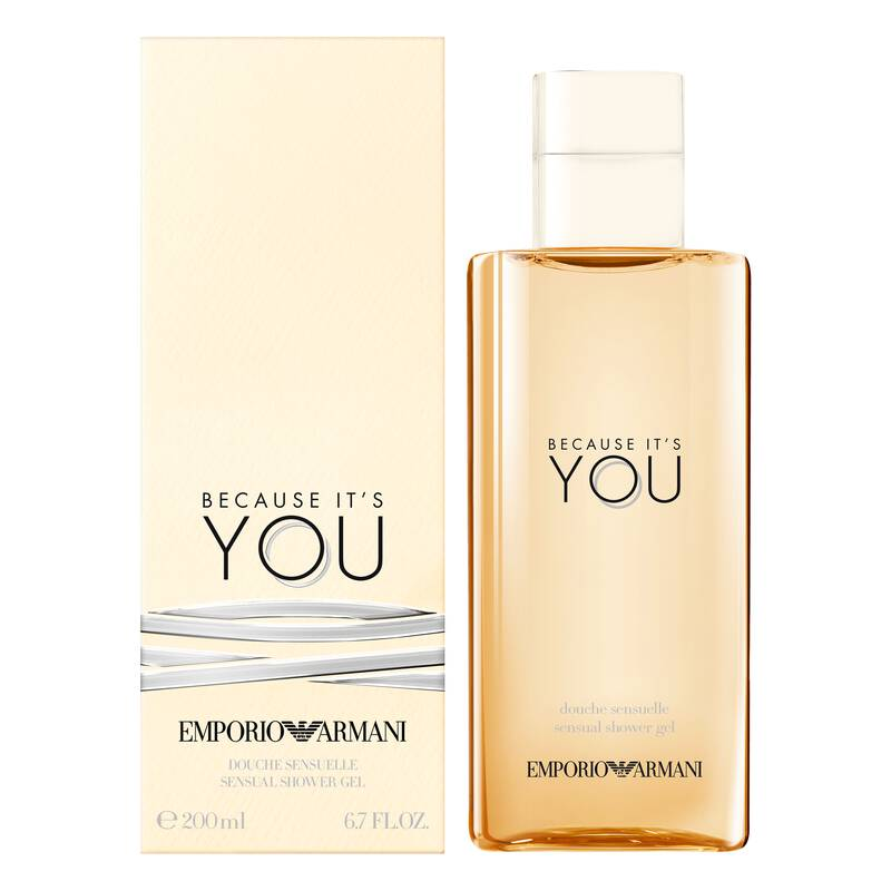 Armani Beauty - Emporio Armani Because It's You Shower Gel - 2