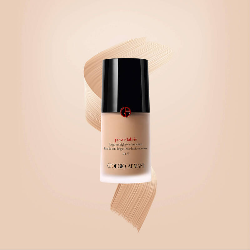 Armani Beauty - Power Fabric Foundation - 4