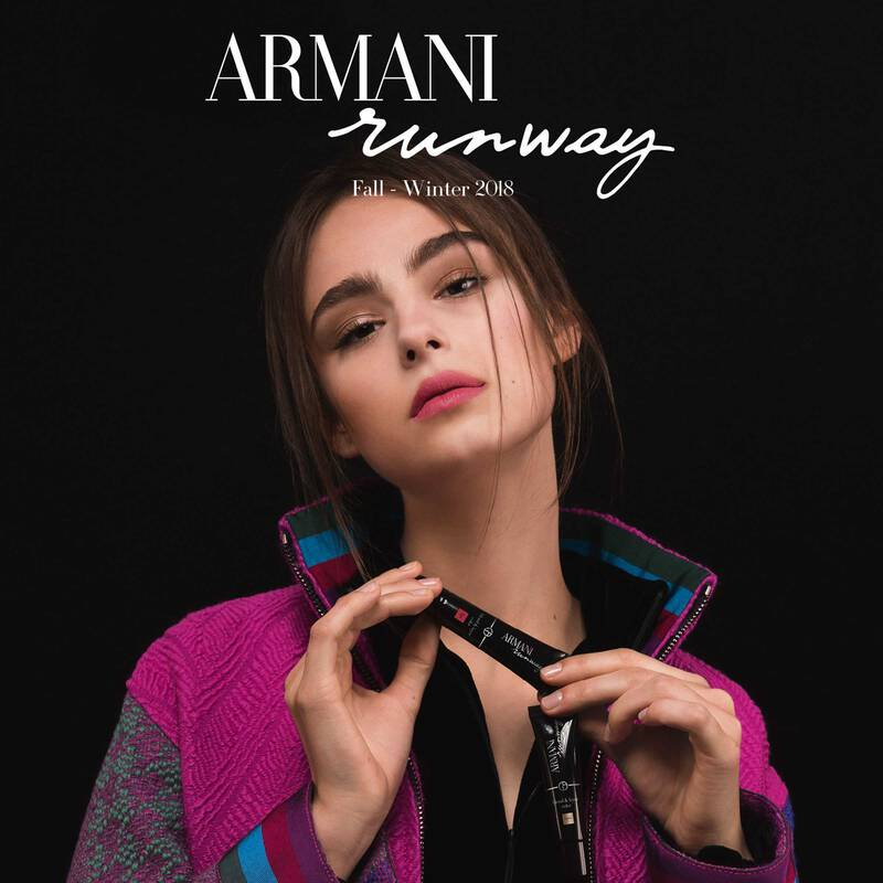 Armani Beauty - Limited Edition Runway FW 2018 Blend and Layer Color - 3