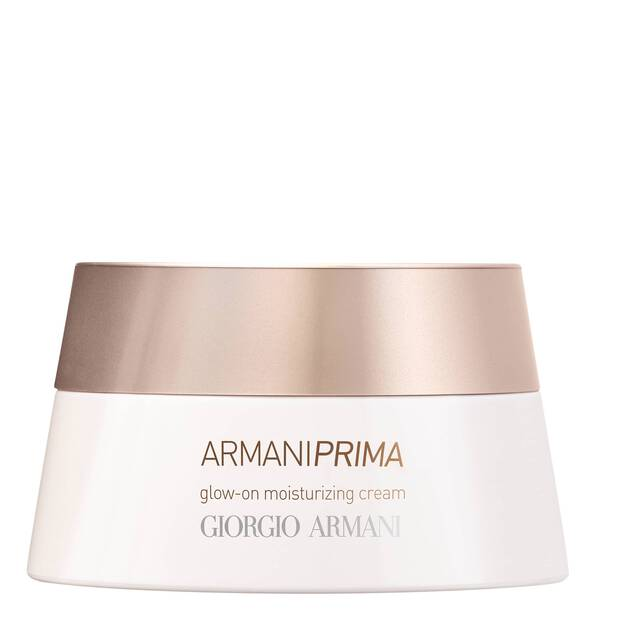 ARMANI PRIMA GLOW-ON MOISTURISING CREAM