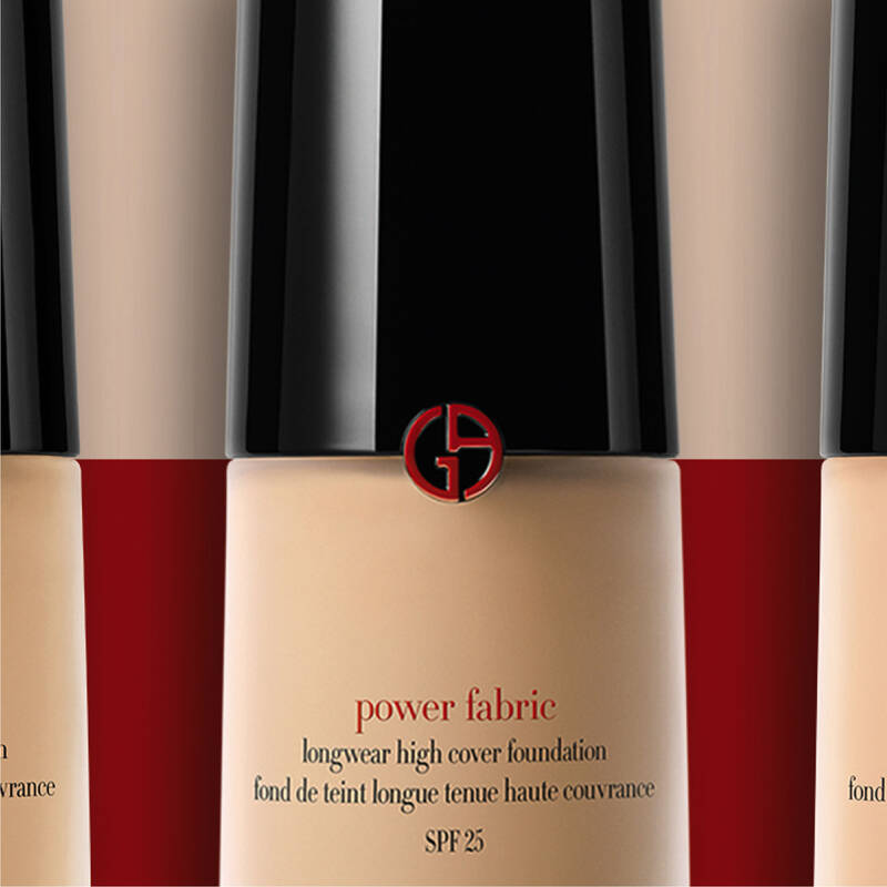 Armani Beauty - Power Fabric Foundation - 12