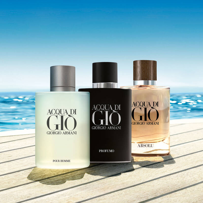 Armani Beauty - Acqua Di Giò Absolu - 9