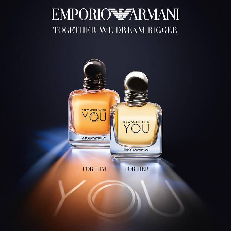 Armani Beauty - Emporio Armani Stronger With You - 11