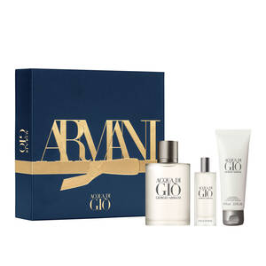 Acqua Di Giò Eau De Toilette 100ml men's Gift Set
