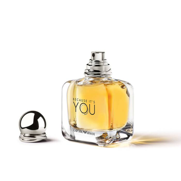 c02403328b Emporio Armani Because It's You| Perfume for Women | Armani Beauty UK