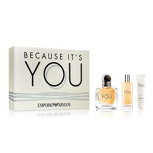 Because It'S You 50ml Christmas Gift Set For Her