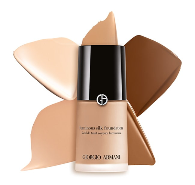 Luminous Silk for instant glow