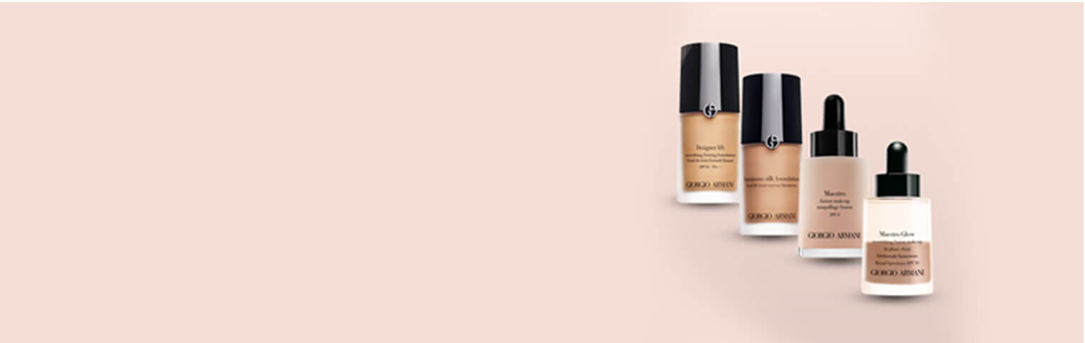 Foundation Wardrobe: Find The Perfect Foundation For Your Skin Type